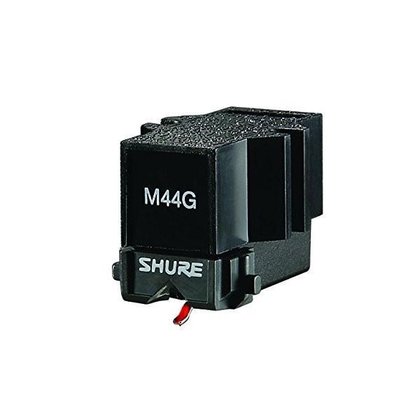 SHURE 買い物 フォノ カートリッジ 国内正規品 M44G 超歓迎された
