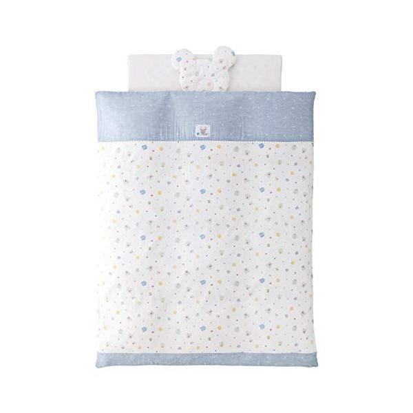 赤ちゃんの城 ご予約品 布団セット 新色 ねずみ年 日本製 干支
