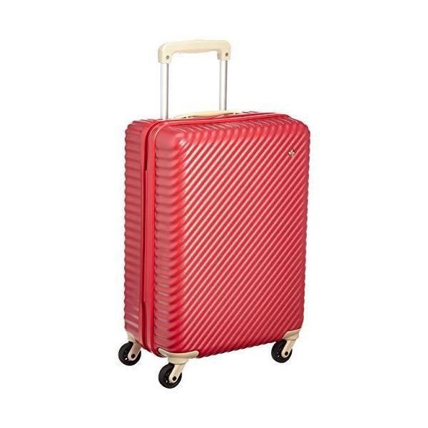 ハント HaNT 評判 即納送料無料 スーツケース マイン 33L アネモネレッド 機内持込みサイズ 10 05745
