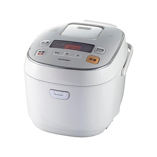 アイリスオーヤマ 炊飯器 IH式 10合 高級 米屋の旨み ホワイト 信用 ERC-IB10-W