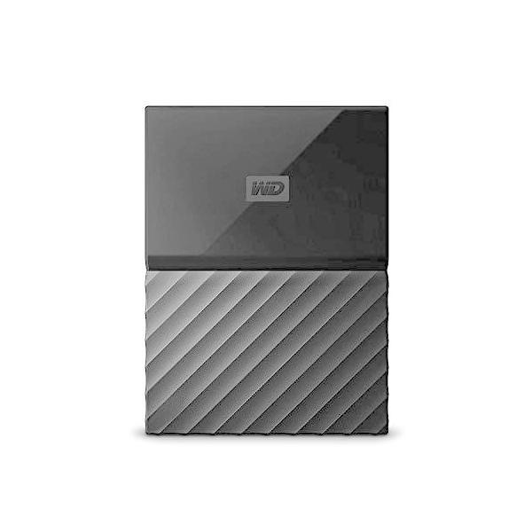 18%OFF WD HDD ポータブル ハードディスク 4TB USB3.0 ブラック 暗号化 代引き不可 3年保証 パスワード保護 PS4pro WDB My Passport PS4 対応