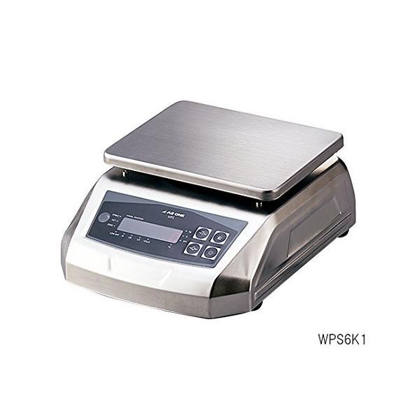 アズワン 防塵 防水はかり 今季も再入荷 3-6688-03 15000g IP68規格準拠 日本メーカー新品