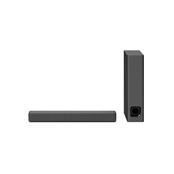 ソニー サウンドバー 絶品 2.1ch NFC 激安セール Bluetooth HT-MT300 BM ホームシアターシステム チャコールブラック