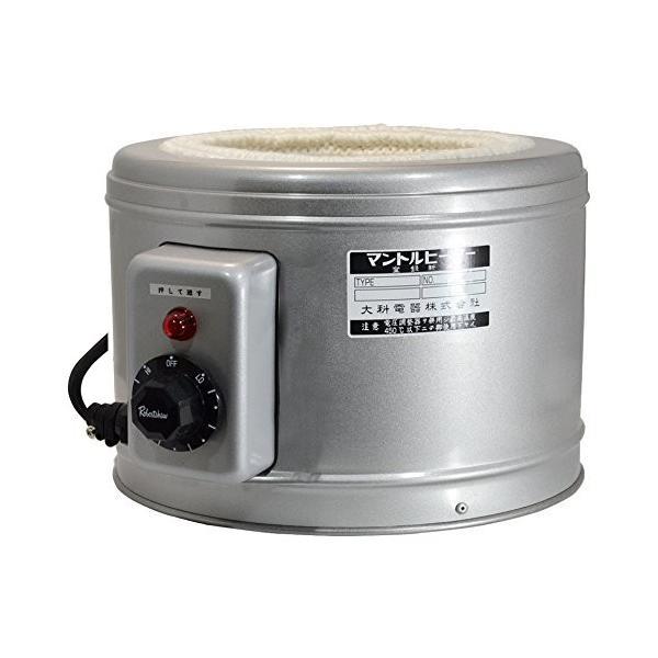大科電器 授与 マントルヒーター GBR-10 1-164-03 1台入り マート