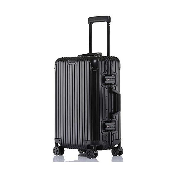 ●手数料無料!! 安値 ボンイージ bonyage アルミ マグネシウム合金ボディ スーツケース 360 静音キャスター キャリーバッグ 機内持込