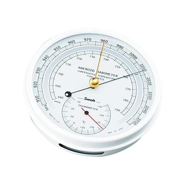 アズワン アネロイド気圧計 流行 日本 SBR151 1個入り 1-6415-01