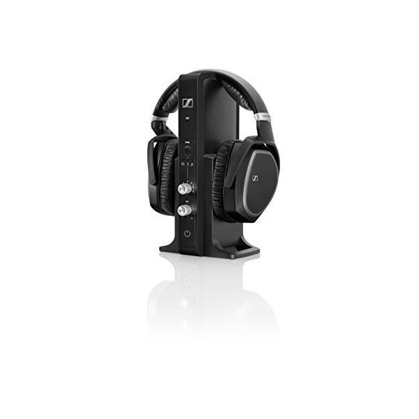 ゼンハイザー デジタルワイヤレスヘッドホン 密閉型 至高 195 国内正規品 RS 今ダケ送料無料
