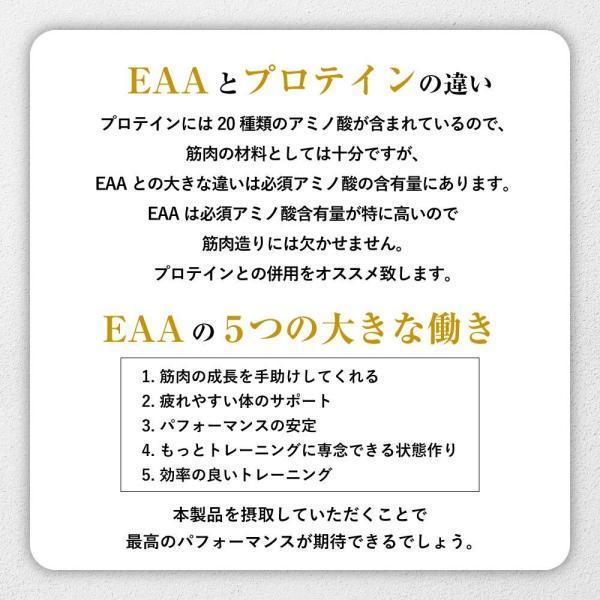EAA 国産 サプリ BCAA 女性 男性 筋トレ  POWERHOUSE 極ボディ  公式販売店|hmbkiwami-body|05