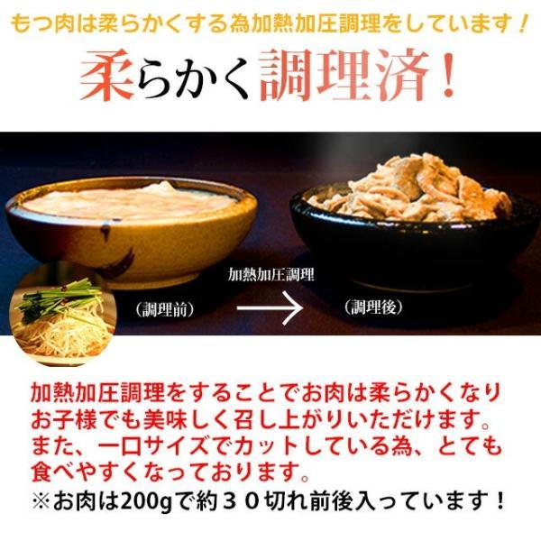 もつ鍋 セット 送料無料 2人前 1000円ぽっきり 味噌 白味噌 醤油鍋 キムチ鍋 豆乳鍋 hmgift 05