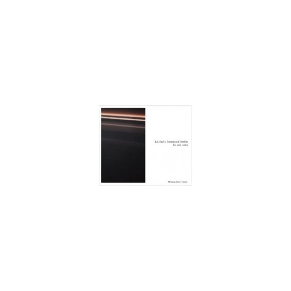 Bach, Johann Sebastian バッハ / 無伴奏ヴァイオリンのためのソナタとパルティータ 全曲 佐藤俊介(2CD) 国内盤