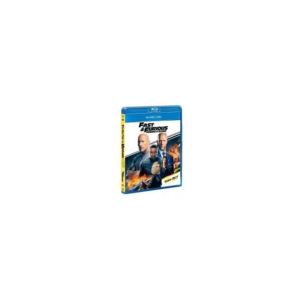 ワイルド・スピード / スーパーコンボ ブルーレイ+DVD  〔BLU-RAY DISC〕