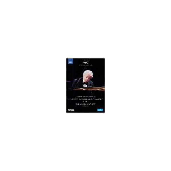 Bach, Johann Sebastian バッハ / 平均律クラヴィーア曲集 第1巻 アンドラーシュ・シフ(2017年プロムス・ライヴ)