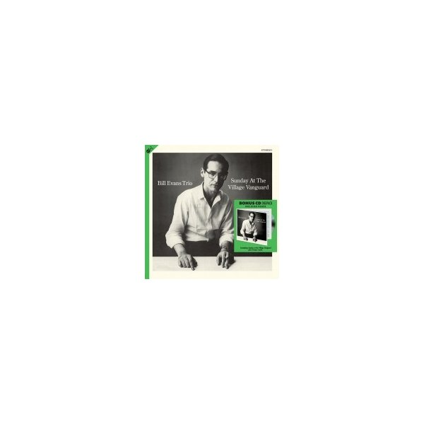 BillEvans(Piano)ビルエバンス/SundayAtTheVillageVanguard(180グラム重量盤レコード/