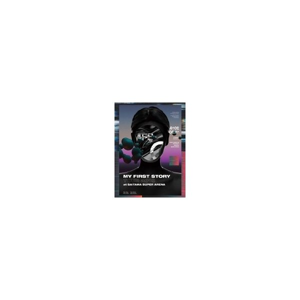 MY FIRST STORY / MY FIRST STORY TOUR 2019 FINAL at Saitama Super Arena (Blu-ray)  〔BLU-RAY DISC〕