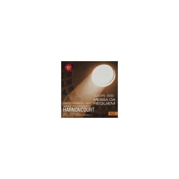Verdi ベルディ / レクィエム ニコラウス・アーノンクール&ウィーン・フィル(2CD) 国内盤 〔CD〕