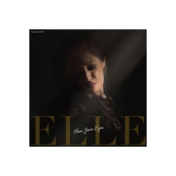Elle (Jazz) / Close Your Eyes (アナログレコード / 寺島レコード)  〔LP〕