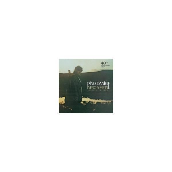Pino Daniele ピノダニエル / Nero A Meta' 40 Anniversario 輸入盤 〔CD〕