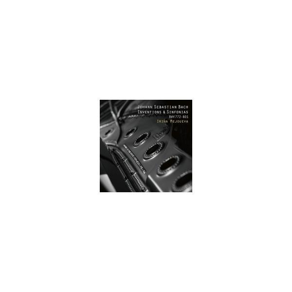 Bach, Johann Sebastian バッハ / インヴェンションとシンフォニア イリーナ・メジューエワ(ピアノ) 国内盤 〔CD