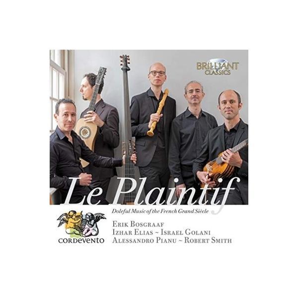 Baroque Classical / 偉大なる世紀のフランス音楽集 エリック・ボスグラーフ、コルデヴェント 輸入盤 〔CD〕