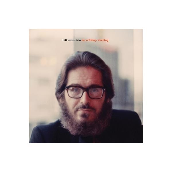 BillEvans(Piano)ビルエバンス/OnAFridayEvening(2枚組/180グラム重量盤レコード)〔LP〕