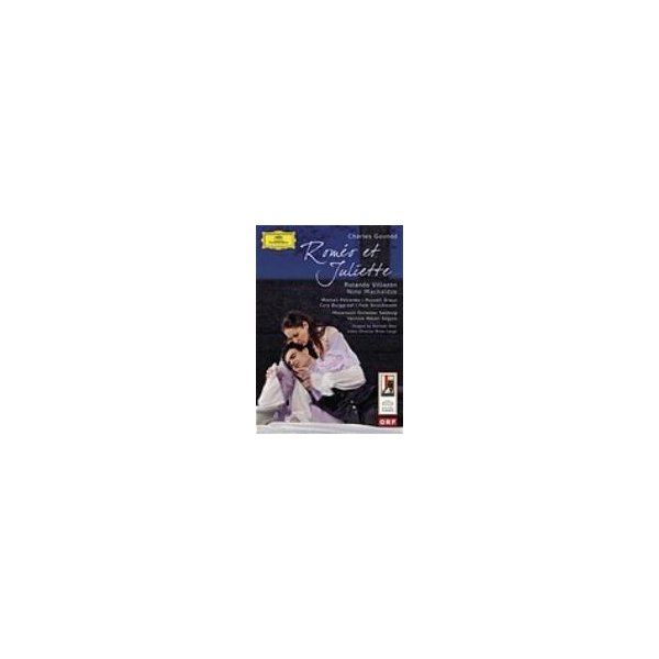 Gounod グノー / 『ロメオとジュリエット』全曲 シャー演出、ネゼ=セガン&モーツァルテウム管、マチャイゼ