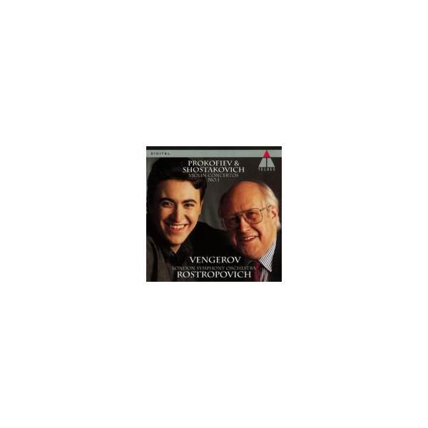 Prokofiev / Shostakovich / プロコフィエフ&ショスタコーヴィチ:ヴァイオリン協奏曲第1番 マキシム・ヴェンゲ