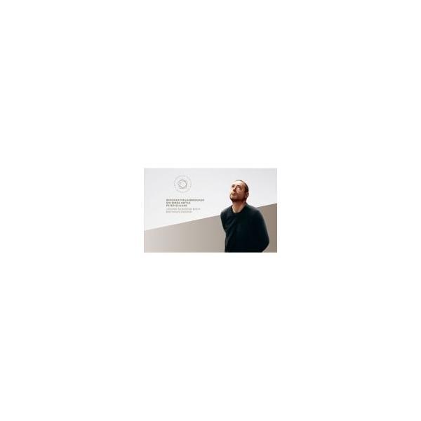 Bach, Johann Sebastian バッハ / マタイ受難曲 ラトル&ベルリン・フィル(ブルーレイ+DVD)(日本語字幕付
