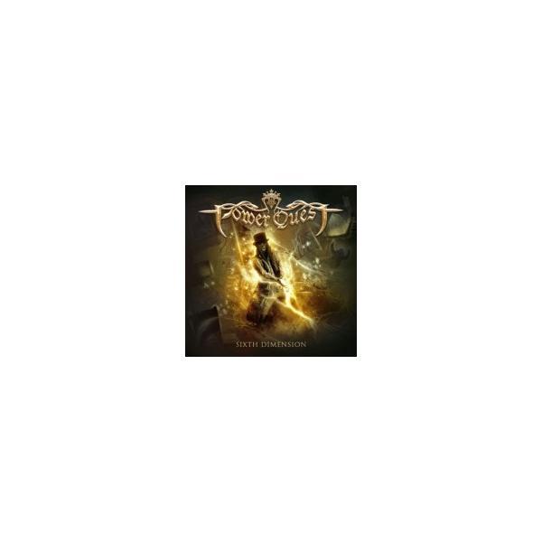 PowerQuestパワークエスト/SixthDimension国内盤〔CD〕