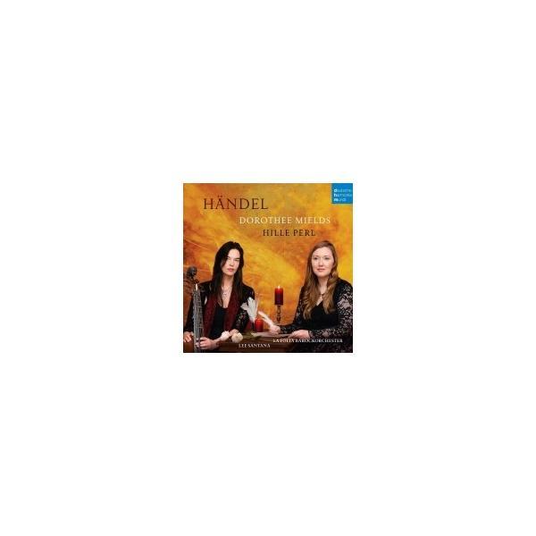 Handel ヘンデル / カンタータ集、小品集 ヒレ・パール、ドロテー・ミールズ、リー・サンタナ、ラ・フォリア