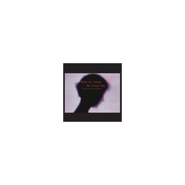 BillEvans(Piano)ビルエバンス/WaltzForDebby(カラーヴァイナル仕様/180グラム重量盤レコード/wa