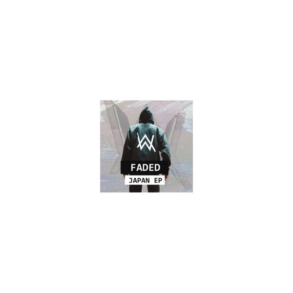 Alan Walker / Faded Japan EP 国内盤 〔CD〕