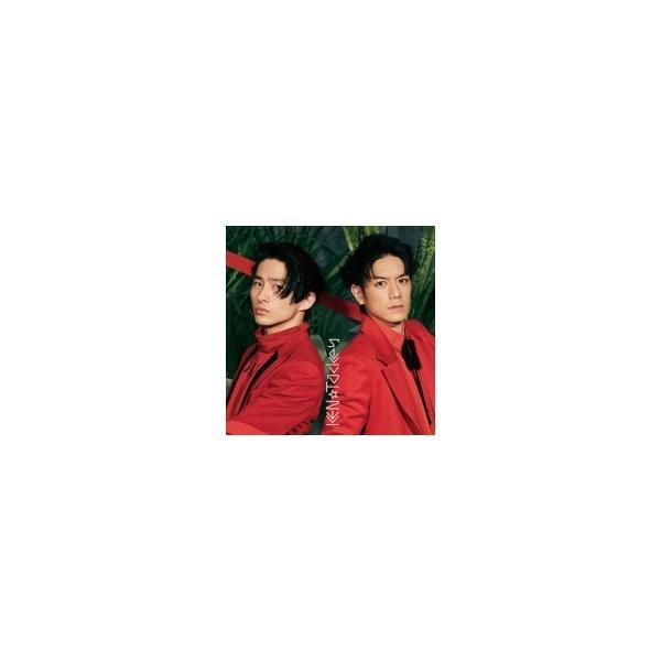 KEN☆Tackey / 逆転ラバーズ 【初回盤A】(+DVD)  〔CD Maxi〕