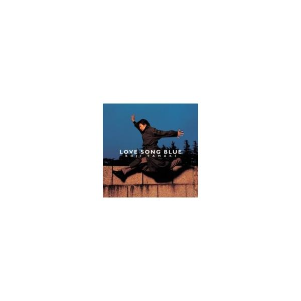 玉置浩二タマキコウジ/LOVESONGBLUE 完全生産 盤 (SHM-CD)〔BLU-SPECCD2〕