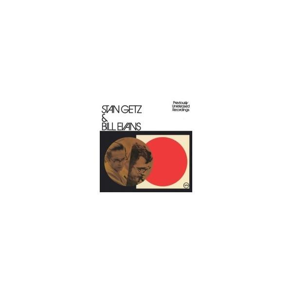 StanGetz/BillEvansスタンゲッツ/ビルエバンス/StanGetz&BillEvans(アナログレコード/