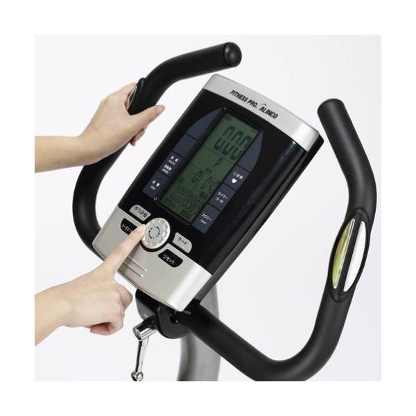 フィットネスバイク アルインコ エアロマグネティックバイク AFB5211 純正フロアマット(EXP100)セット|hmy-select|03