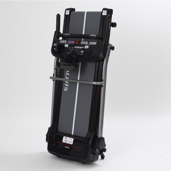 ルームランナー アルインコ ランニングマシン AFR2117 家庭用ランニングマシーン 純正折りたたみマット EXP180 セット 歩数カウント・脂肪燃焼サイン機能搭載|hmy-select|09