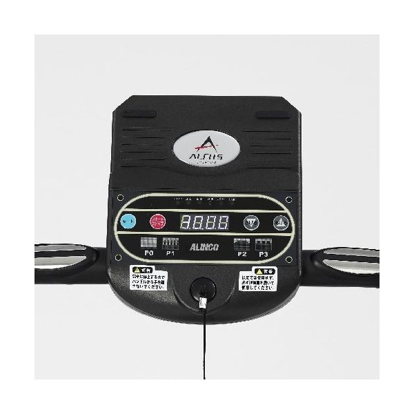 ウォーキングマシン アルインコ プログラム電動ウォーカー AFW3415 家庭用 純正折りたたみエクササイズマット(EXP180)セット ランニングマシーン hmy-select 03
