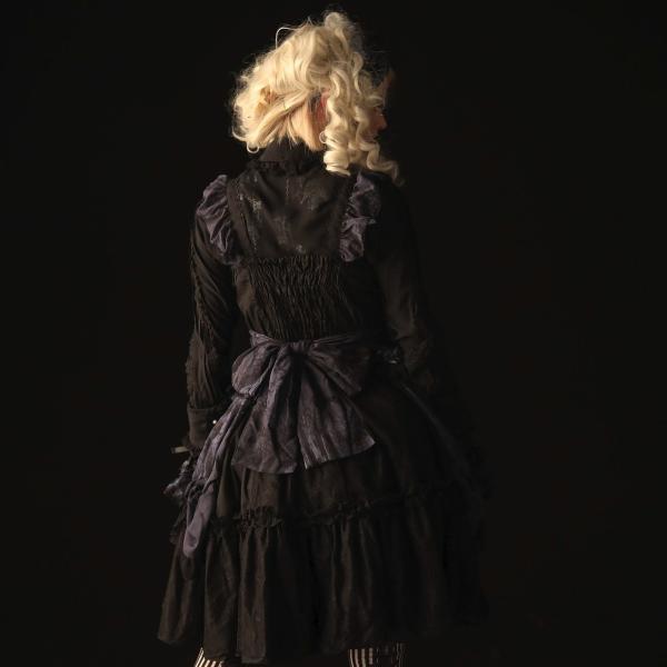 1100883fee7 NAOTO ワンピース 堕天使 翼 ゴシック ロリータ ゴスロリ Fallen Angel Dress|hnaoto- ...