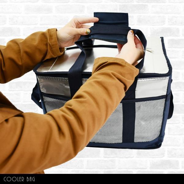 【送料無料】保冷バッグ クーラーバッグ 30L ソフト 軽量 折りたたみ キャンプ アウトドア ショッピングバッグ|hobbyone|15