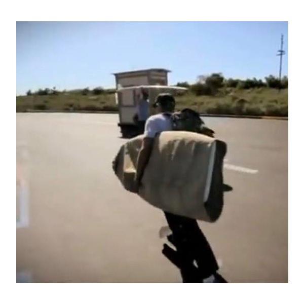 SYMPL° Boardbag Tyler Warren MID LENGTH7'6