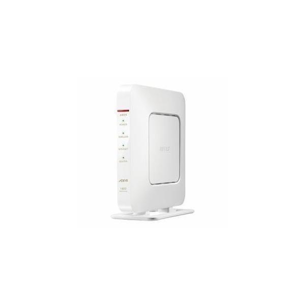 BUFFALO/バッファロー WSR-1800AX4-WHWi-Fi6(11ax)対応無線LANルーターエントリーモデルホワイ