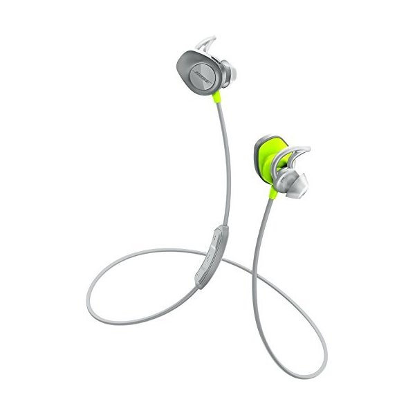 Bose SoundSport wireless headphones ワイヤレスイヤホン シトロン