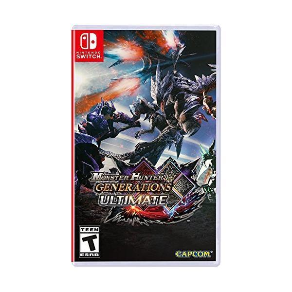 Monster Hunter Generations Ultimate (輸入版:北米) - Switch hobipoke