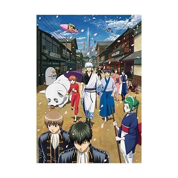 銀魂´ Blu-ray Box 上(完全生産限定版) hobipoke