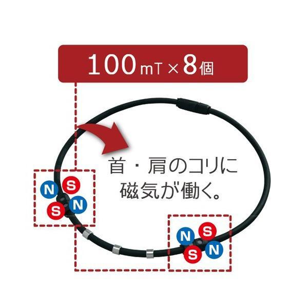 コラントッテ Ge+ 磁気ネックレス ワックルネック|hogushiyahonpo|04