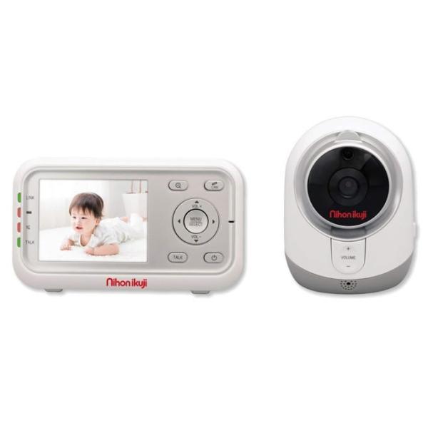 日本育児 デジタルカラー スマートビデオモニターIII