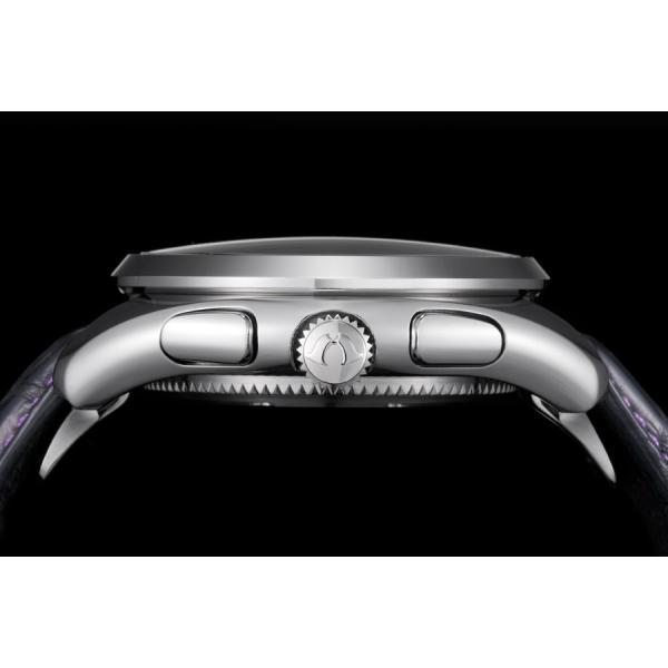 カンパノラ CAMPANOLA メンズ 腕時計  エコ・ドライブ コンプリケーション 宙叢雲 そらのむらくも BZ0030-08W 漆文字盤 hokindo1904 02