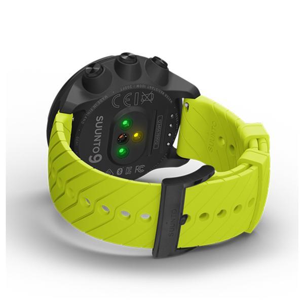 スマートウォッチ 正規取扱店 SUUNTO 9 LIME スント 9  ライム 気圧計非搭載モデル SS050144000