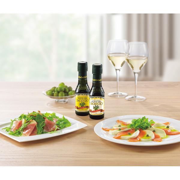 母の日 送料無料 ボスコ オリーブオイルギフト(BG-30N) / 調味料 オリーブオイル 内祝い 御祝い 贈り物 グルメ ソース セット|hokkaido-gourmation|02
