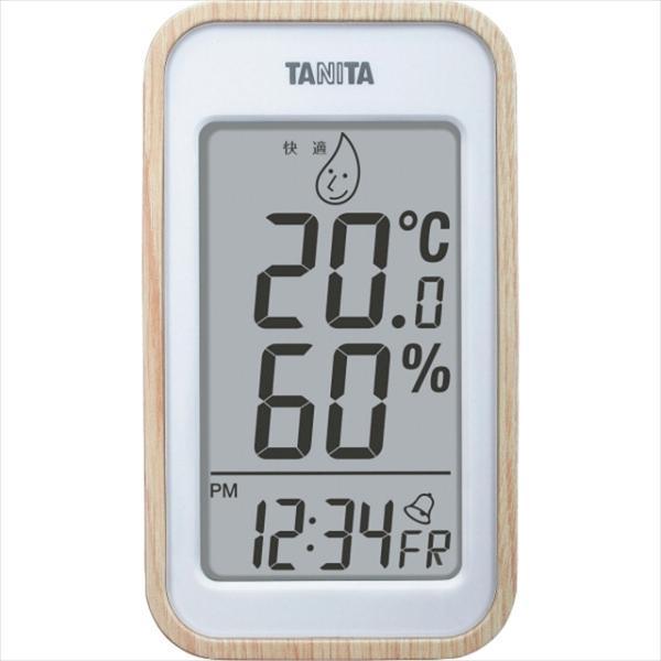 雑貨 ギフト タニタ デジタル温湿度計(ホワイト)(TT585WH) / インテリア 温度計 湿度計 温湿度計 スケール 贈り物 内祝い 快気内祝い 返礼 法事 法要 景品 粗品